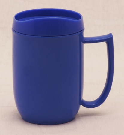Dining Mug & Lid combined. Different colours available - MULTIPACK 6
