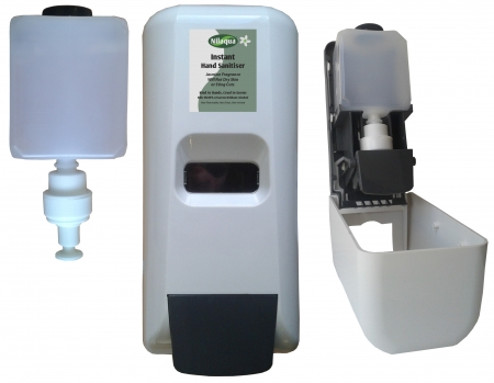 Hand Operated Foam Dispenser