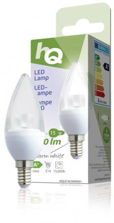 Candle ECO LED Small Eddison screw 2.5W (15W equivalent)
