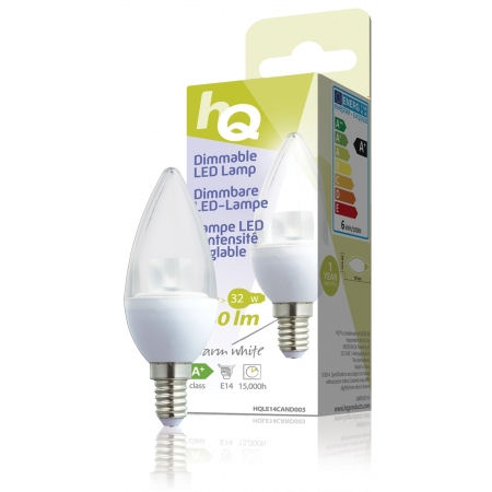 E14 Candle ECO LED Small Eddison 5.5W (32W equivalent)