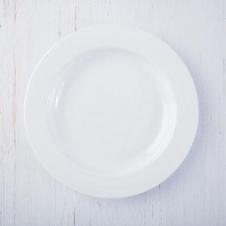 "6 Healthcare Plates 10""/254mm - White"