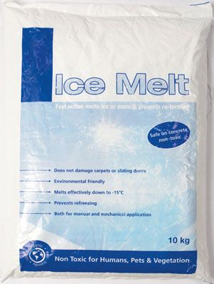 Rapid Ice Melt: 10kg Bag