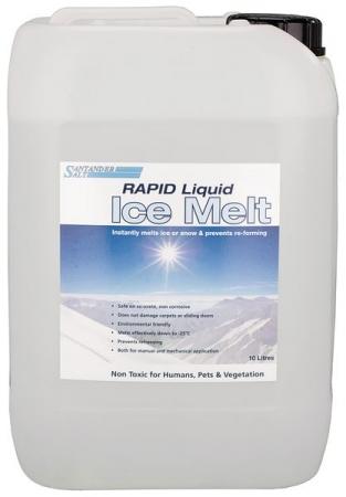 Liquid Ice Melt:10 Litre