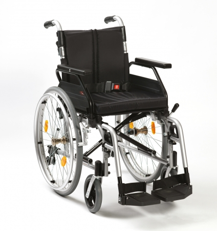 "18"" XS Aluminium Wheelchair Self Propel"