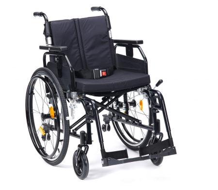 "18"" SD2 Wheelchair Self Propel (Black)"