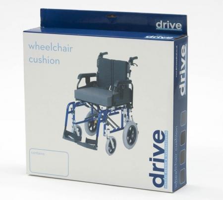 18-inch Wheelchair Memory Foam Cushion