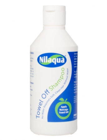 Nilaqua Waterless Shampoo - 200ml - PACK of 6