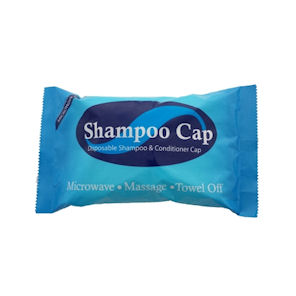 Rinse-Free Shampoo Cap - PACK of 6