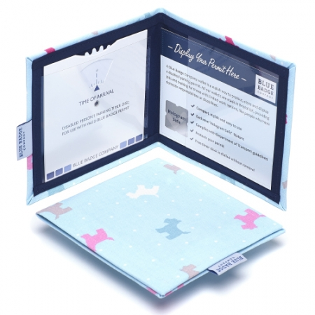 DOTTY SCOTTIES Permit Cover
