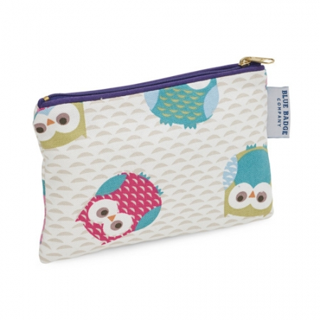 OWLS Cosmetic Purse