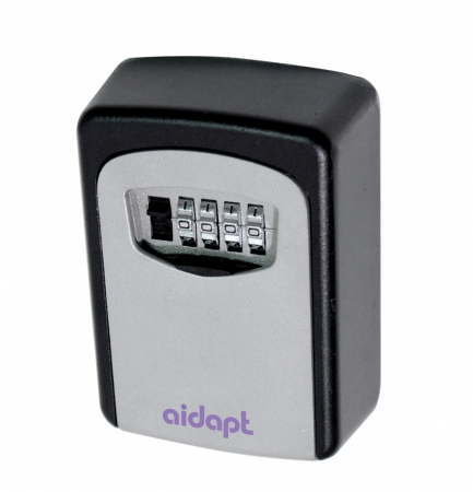 Aidapt Wall Mounted Weatherproof Key Safe