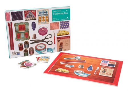 The Sewing Box - Creative Scene - Create your own Sewing Box