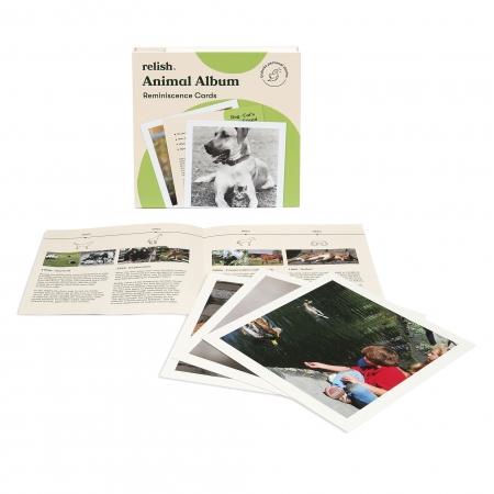 Reminiscence Cards - Animals Album