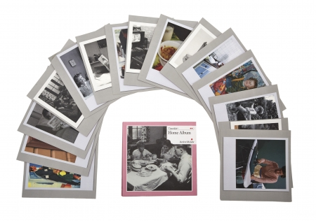 Timeslide Conversation Cards - Home Album