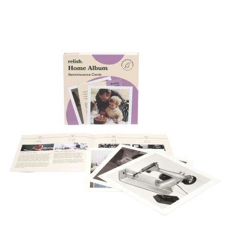 Reminiscence Cards - Home Album