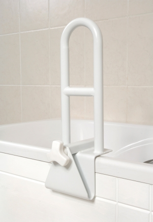 Bath Grab Support Rail