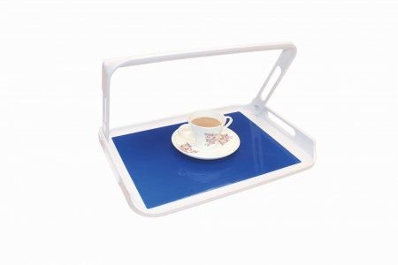 Handi Tray with Non Slip Mat