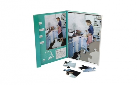 The Kitchen - Dementia Friendly 13 Piece Jigsaw