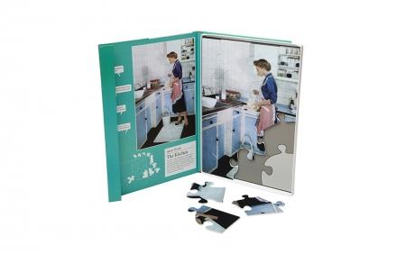 The Kitchen - Dementia Friendly 13 Piece Jigsaw