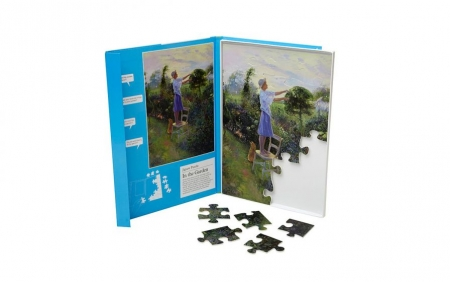 In the Garden - Dementia Friendly 24 Piece Jigsaw