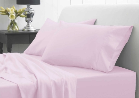 Double Fitted Sheet 100% Waterproof - Various Colours Available