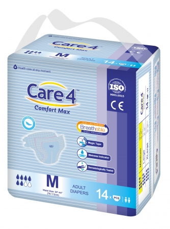 Care4 Comfort Max Incontinence Pads