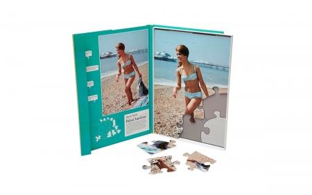 Bikini Sunshine - Dementia Friendly 13 Piece Jigsaw Puzzle