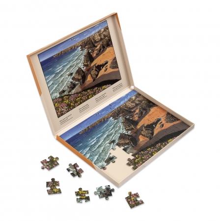 Wild Coast - Dementia Friendly 63 Piece Jigsaw Puzzle