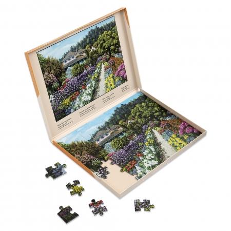 Monet's Garden - Dementia Friendly 63 Piece Jigsaw Puzzle