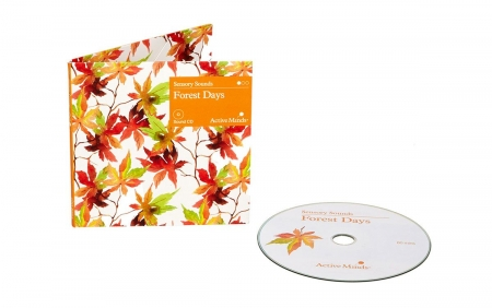 Forest Days Sensory Sounds CD