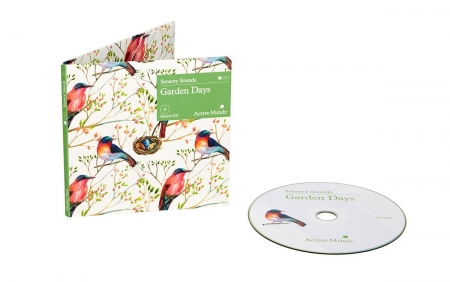 Garden Days Sensory Sounds CD