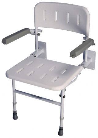 Solo Deluxe Shower Seat - No Padding