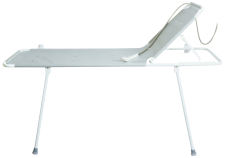 T Series Shower or Changing Stretcher - With adjustable back