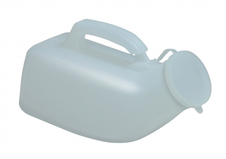 Male Urinal - With Lid