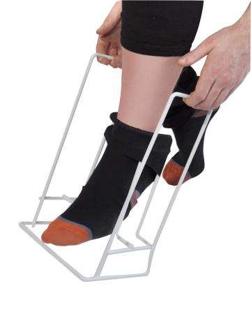 Rigid Sock & Stocking Helper