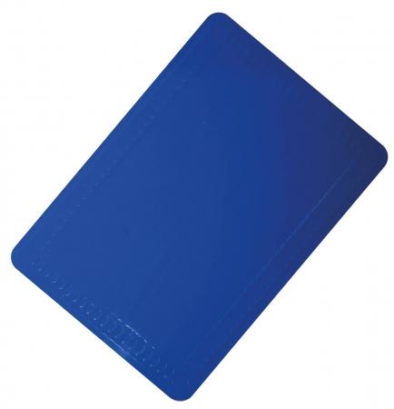 Anti-Slip Silicone Table Mat - 350x250mm - Blue