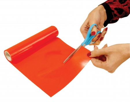 Non Slip Silicone Roll - 200x1000mm - Red