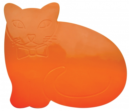 Tenura Anti Slip and Anti Microbial Table Mat - Cat