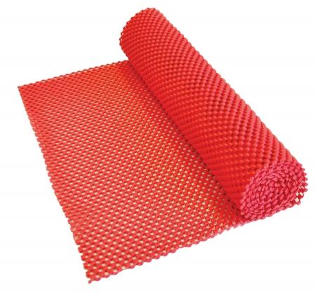 Non Slip Fabric 150x30cm - Red