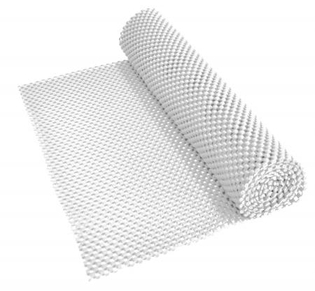 Non Slip Fabric 150x30cm - White
