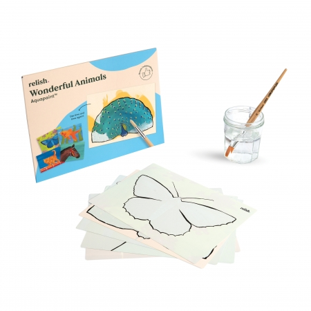 Aquapaint Painting with Water - Wonderful Animals