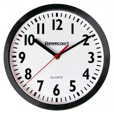 Quartz Wall Clock - 30cm