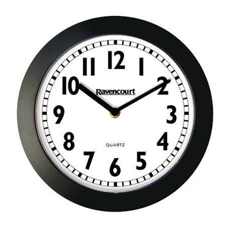 Large Quartz Wall Clock - 60cm