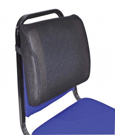 Cooling Gel Memory Foam Lumbar Support Cushion