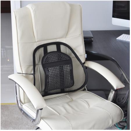 Air Flow Lumbar Support Cushion