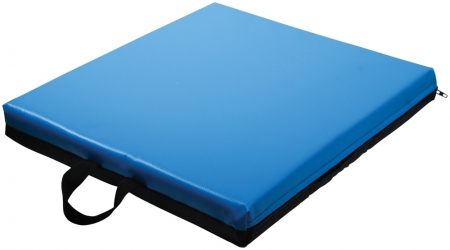 Vinyl Covered Gel Wheelchair Cushion