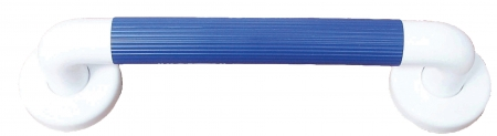 President Grab Bar with Blue Grip - Different Lengths Available