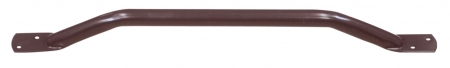 Solo Easigrip Steel Grab Bar - BROWN - 600mm (24 Inch)