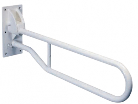 Solo Hinged Arm with Back Plate and Leg - 650mm
