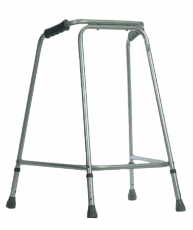 Standard Lightweight Walking Frame - No Wheels - Different Sizes Available
